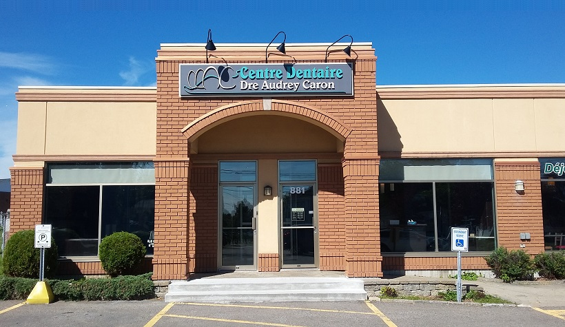 Contact us to make an appointment. | Your dentist of choice in Mercier, Châteauguay and the area